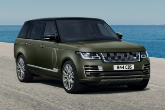 Még magasabbra céloz a Range Rover