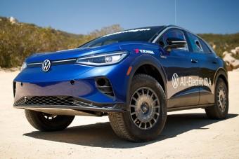 Terepversenyen indul a Volkswagen villany-szabadidőjárműve