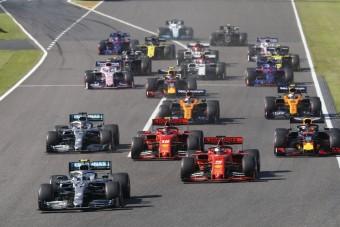 F1: Aláírtak, még évekig marad a Japán Nagydíj
