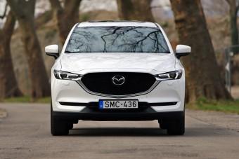 Sorhatos lehet az új Mazda CX-5