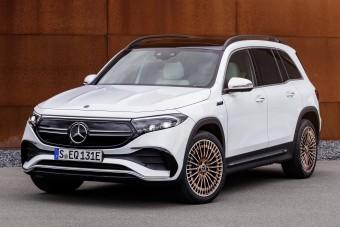 Kecskeméten készül a hétüléses villany-Mercedes