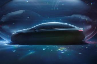 770 km-t is elmegy egy töltéssel az új csúcs-Mercedes