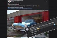 Értékes és ritka Aston Martint árverez el a NAV 6