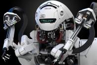 Szépségéért díjazták a robotot 1