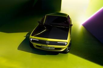 Újragondolták, villanyosították a klasszikus Opelt