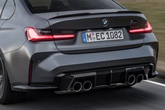 Összkerékhajtást kap a BMW M3 és M4