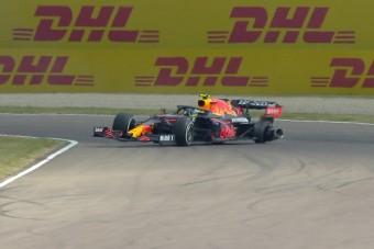 F1: Furcsa defekttel és problémákkal indul a hétvége