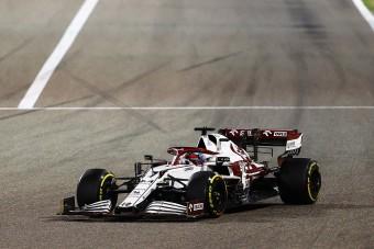 F1: A visszavonulásról beszélt Räikkönen