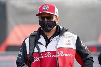 F1: Újabb rossz hír érkezett Räikkönenről