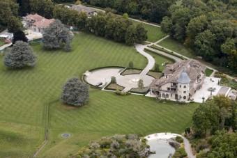Eladó Schumacher svájci luxusbirtoka