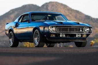 Könnyeket csal a szemünkbe ez a Shelby Mustang