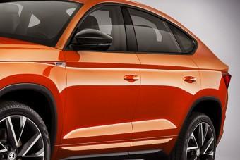 Nézd meg a Škoda BMW X6-osát!