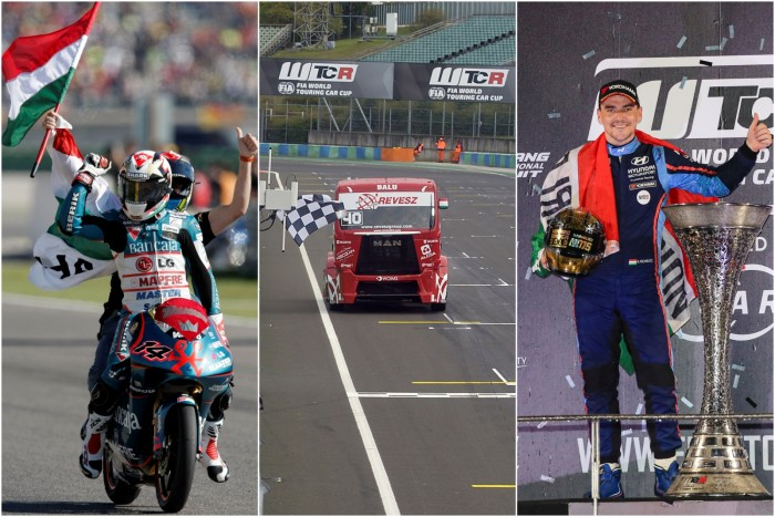 Talmácsitól Micheliszig: a magyar motorsport 20 éve