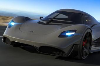 Hidrogén üzemű sportkocsi készülhet Angliában