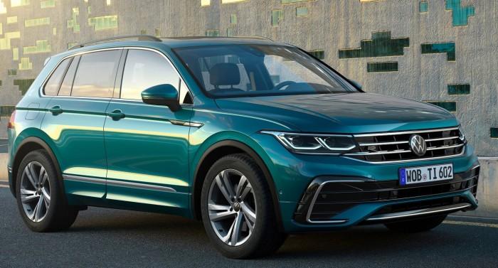 Ülj csak be, jobb lesz, mint gondolnád – VW Tiguan teszt 4