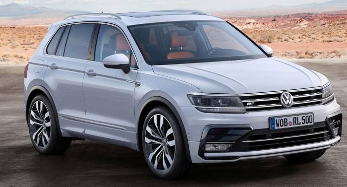 Ülj csak be, jobb lesz, mint gondolnád – VW Tiguan teszt 3