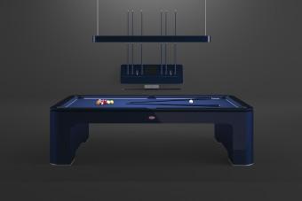 Hiperautó-technológia a biliárdasztalban