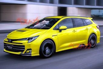 Kőkemény sportverziót kaphat a Toyota Corolla