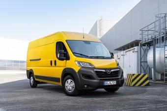 Olasz bázisra fog épülni az új Opel Movano