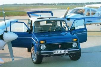 A németeknek gyártott luxus-Lada, amiből csak 150 darab készült