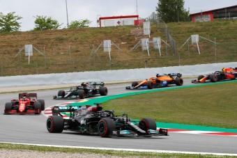 F1: Öt perc alatt rájöttek a Mercedes titkára