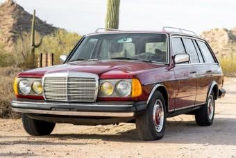 Ez a Mercedes bizonyítja, hogy ha nincs rozsda, akkor tényleg kimegy a világból