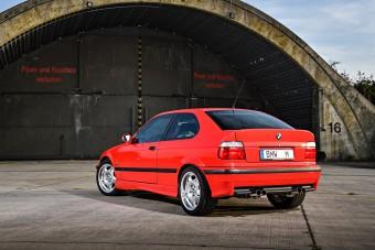 Igazi ritkaságot villantott a BMW