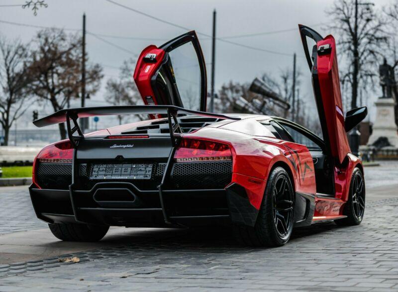 Ritka és méregdrága Lamborghini eladó Budapesten 2