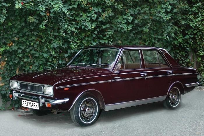 Meglepő áron kelt el Ceaușescu egyik autója