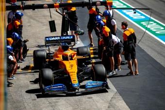 F1: A sötétben tapogatózik Ricciardo