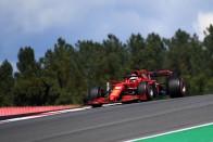 F1: Az utolsó pillanatban bukott pontot a Ferrari 2
