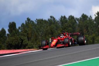 F1: Kiakadt a csapattársától kikapó Leclerc