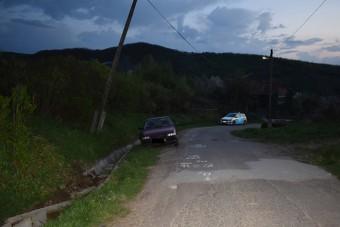 Gyerekkel együtt loptak el egy autót Borsodban