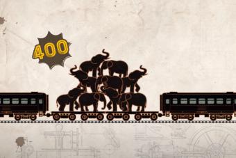 280 litert eszik óránként a MÁV legendás mozdonya