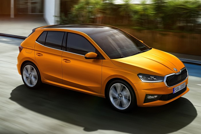 The all-new Skoda Fabia 2 was introduced