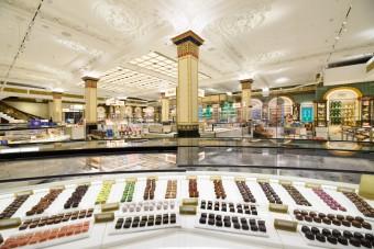 Bődületesen sokat költöttek a csokiimádók mennyországára