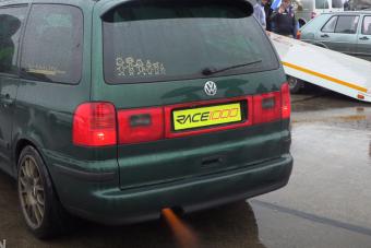 Unalmas családi batárból lett lángköpő szörny ez a Volkswagen