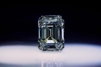 Rekorder gyémánt kerül kalapács alá
