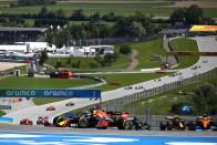 F1: Hihetetlen, visszatér a törölt futam 2