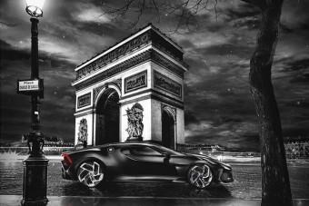 Elkészült a világ legdrágább autója