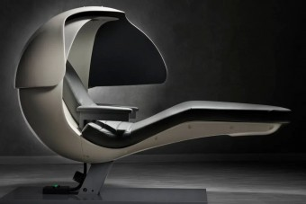 Futurisztikus bútorokat kapnak a híres repterek