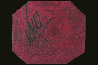 Gazdát keres a világ legértékesebb bélyege