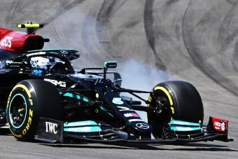 F1: Tényleg kirúgja Bottast a Mercedes?