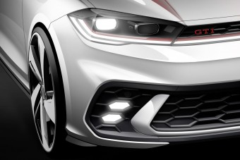 Nyáron jön az új VW Polo GTI