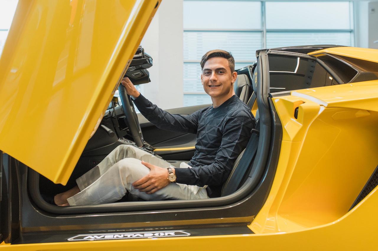 Lamborghini-vásárlással ünnepelte századik gólját a Juventus focistája 2