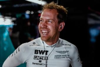 F1: Vettel is tud úgy válaszolni, mint Räikkönen, itt a bizonyíték