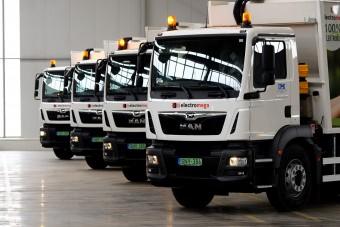 Lesd meg, hol készülnek az új magyar elektromos kukásautók