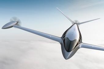 Felszállásra kész az elektromos luxusrepülőgép