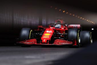 F1: Mindenkit megvert a Ferrari