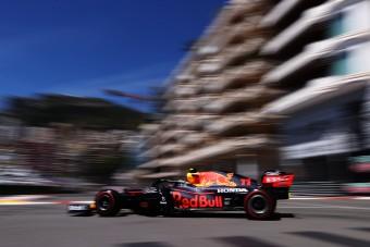 F1: Perezé az első monacói edzés